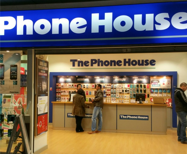 11e993ca8df Phone House abre loja nas Caldas da Rainha    Infofranchising
